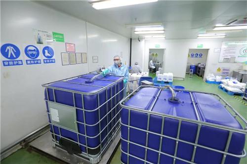 绿叶徐建成支援物资连夜再送达滨海,助力家乡滨海抗击疫情
