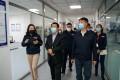 天士力闫凯境接待冀国强部长赴天津市青年商会座谈