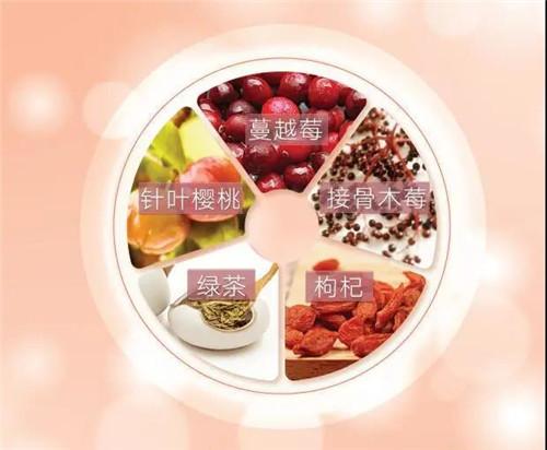 USANA葆婴优莎纳胶原蛋白肽蔓越莓饮4月28日新品上市!