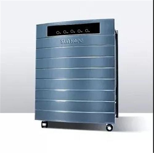 尚赫空气净化器:温暖新家由它守候