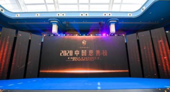 """2020中国慈善榜揭晓,古润金荣获""""侨商慈善领袖""""殊荣"""