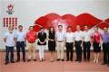 广西工商联党组成员、副主席吴振秋率队莅临理想、龙润招商引资
