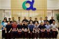 中国侨联第六期海外研修班学员代表一行莅临安发参观考察