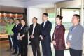 四川甘孜州政府代表团一行莅临金诃藏药考察