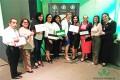 沃德绿世界厄瓜多尔分公司举办市场表彰会暨豪华午餐会
