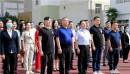 理想华莱董事长陈社强一行参观理想华莱昆明公司